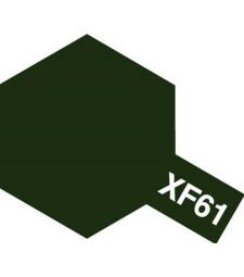 XF-61 Dark Green - Acrylic Paint (Flatt) 23 ml