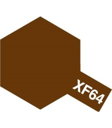 XF-64 Red Brown - Acrylic Paint (Flat) 23 ml
