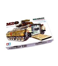 1:35 Американска бойна машина на пехотата U.S. M2 Bradley IFV - 1 фигура
