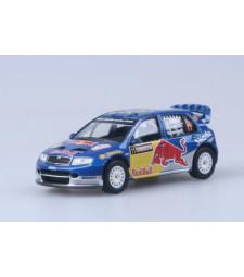 Skoda Fabia WRC EVO II. Red Bull II. (Rovanper)