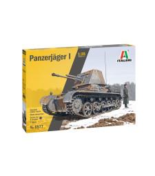 1:35 Танков разрушител PANZERJAGER I