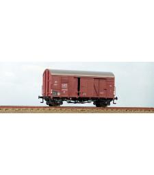 Покрит товарен вагон, БДЖ, епоха III