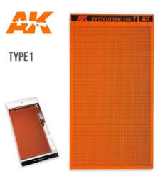 AK8056 Подложка за рязане EASYCUTTING TYPE 1 - Modelling tool