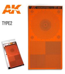 AK8057 Подложка за рязане Easycutting type 2 - Modelling tool