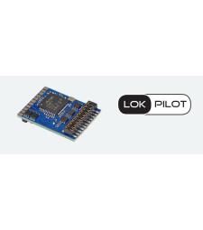 Декодер LokPilot 5 DCC, PLUX22 NEM658