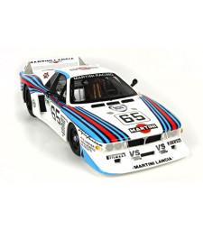 Lancia Beta Montecarlo Turbo L.E. 250 pcs - Cheever / Alboreto / Facetti 24 H Le Mans 1981 - car 65