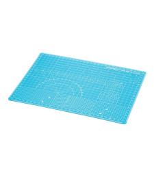 Подложка за рязане (размер A4/синя)