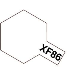XF-86 Flat Clear - Acrylic Paint Mini (Flat) 10 ml
