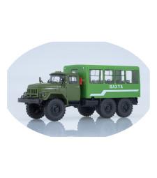 Bus-truck Vahta 32104 (ZIL-131) /green/