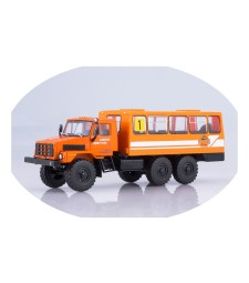"Bus-truck ""Vahta"" (URAL-4322) /orange/"