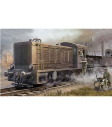 1:35 Германски локомотив WR 360 C12 Locomotive