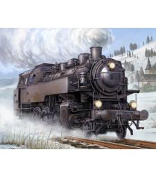 1:35 Германски парен локомотив Дампфлоклокомотив БР86 (Dampflokomotive BR86)