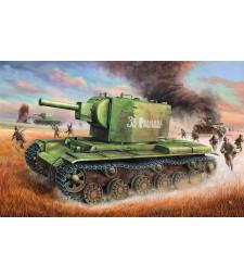 1:35 Съветски танк KV-2 Tank