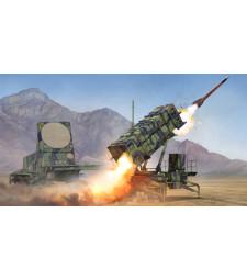 1:35 Американска ракетна система M901& AN:MPQ-53 Radar set of MIM-104 Patriot SAM System (PAC-2)
