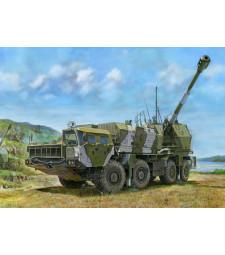 1:35 Руска самоходна брегова установка A222 Coastal Defense Gun