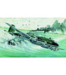1:48 Германски далечен бомбардировач и разузнавач FW 200-4 Condor