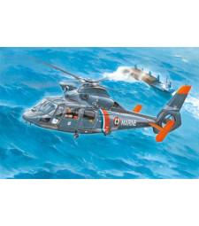 1:35 Френски многоцелеви хеликоптер AS365N2 Dolphin 2