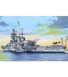 1:350 Италиански боен кораб Navy Battleship RN Roma