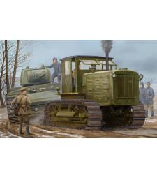 1:35 Съветски влекач Сталинец  ЧТЗ С-65 (ChTZ S-65)