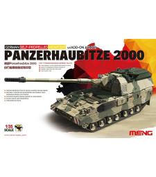 1:35 Германско самоходно оръдие Panzerhaubitze 2000 (German Panzerhaubitze 2000 Self-Propelled)
