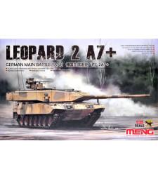 1:35 Германски основен танк Леопард  2 А7 (German Main Battle Tank Leopard 2 A7+)