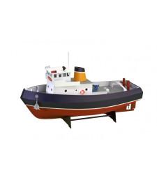 """1:15 Влекач САМСОН - Подходящ за RC (серия """"Построй и навигирай"""") - Модел на кораб от дърво"""