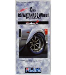1:24 TW-63 15inch RS Watanabe Wheel