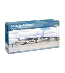 1:72 Американски реактивен стратегически бомбардировач B-52G Stratofortressс ракети Hound Dog