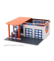 Mechanic's Corner Series 6 - Vintage Gas Station Union 76 Service Station Solid Pack
