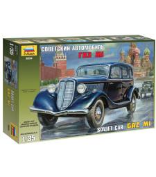 1:35 Съветски автомобил GAZ M1