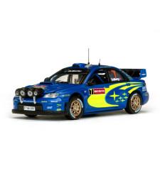 Subaru Impreza WRC07 - #7 P.Solberg/P.Mills - Wales Rally GB 2007