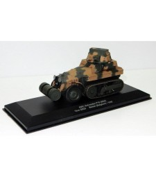 AMC Schneider P16 (M29) 1ere GRDI Mettet (WWII Collection by EAGLEMOSS)
