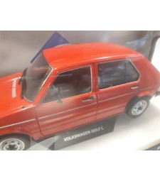 VOLKSWAGEN GOLF L 1983 RED MARS - ПОВРЕДЕН