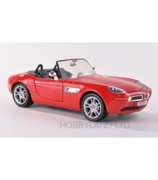 BMW Z 8, (no color specified)