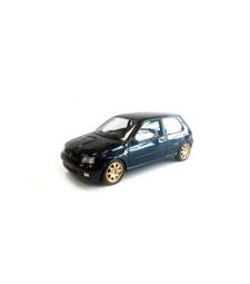 RENAULT CLIO WILLIAMS BLUE - JET CAR YOUNGTIMERS