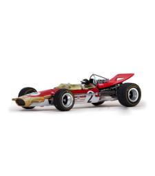 Lotus 49B Belgium GP 1968 - J Oliver