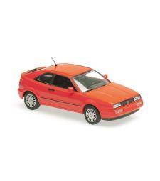 VOLKSWAGEN CORRADO G60 - 1990 - RED - MAXICHAMPS