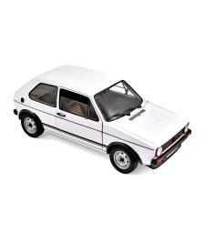 VOLKSWAGEN VW Golf GTI 1977 white