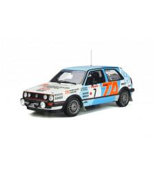 VOLKSWAGEN GOLF A2 GTI 16V GR.A #7  MONTE CARLO 1987