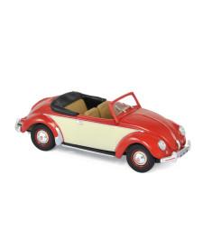 Volkswagen Hebmuller 1949 - Red & Creme