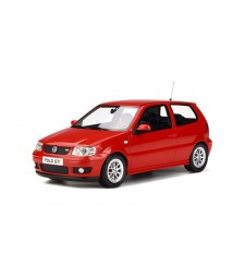 Volkswagen Polo Gti Flash Red