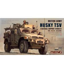 1:35 Британски военен автомобил HUSKY TSV (British Army HUSKY TSV)