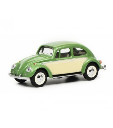 VW Kaefer, green/beige