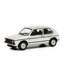 VW Golf I GTI silver