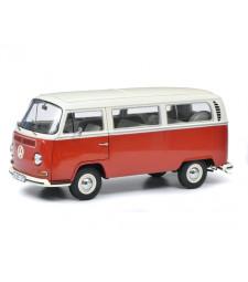 VW T2a bus L, red/white