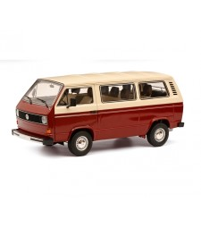 VW T3A Bus Red/White