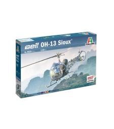 1:48 Хеликоптер Bell OH-13 Sioux