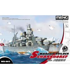 "Линеен кораб ""Шарнхорст"" (Warship Builder Series Scharnhorst)"