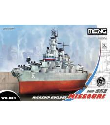 """Боен кораб """"Мисури"""" (Warship builder Missouri)"""