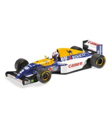 WILLIAMS RENAULT FW15 - ALAIN PROST - WORLD CHAMPION - 1993